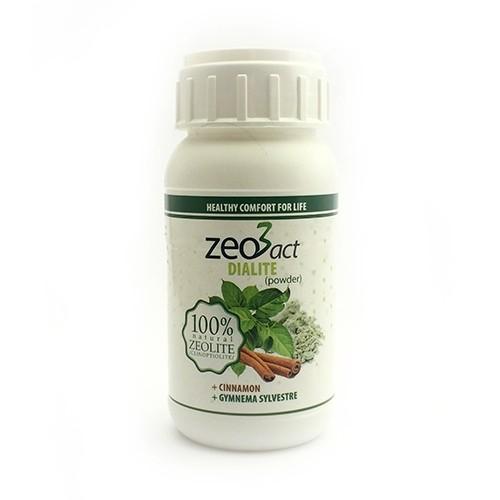 Zeo3act-D Dialite Ultra fine Zeolite Powder 100g