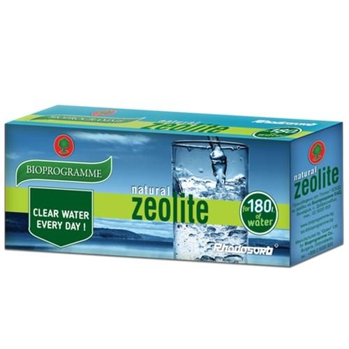 Zeo3-S Pure Natural Zeolite Filter 180g