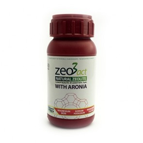 Zeo3act-A Ultra fine Zeolite + Aronia  80 Capsules