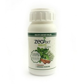 Zeo3act-D Dialite Ultra fine Zeolite Powder 100g