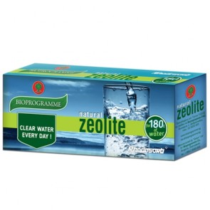 Zeo3-S Pure Natural Zeolite Filter 180g
